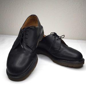 Vintage Dr Martens #1461 smooth toe black Oxford